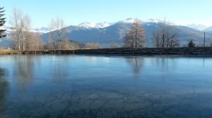 Lombardon  un magnifique lac pour les pêcheurs à 3 km
